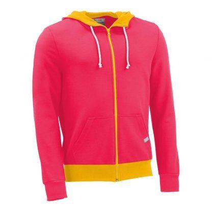 Zipper_fairtrade_pink_L7KK8S_front