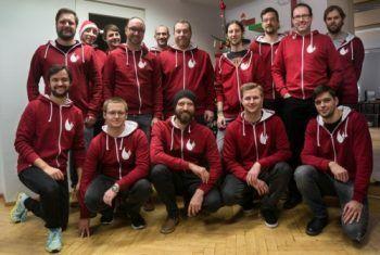 Teambekleidung im eigenem Design