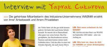Interview mit Yaprak