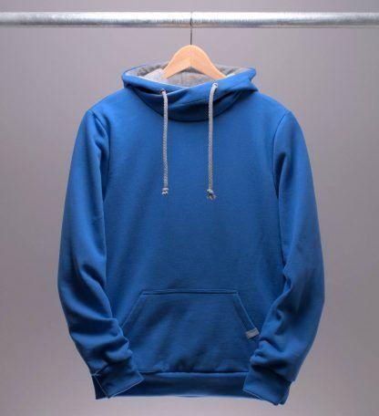 einfarbige-hoodies-maenner-kornblume