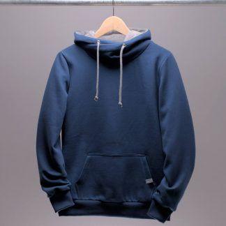 hoodie-blau-frauen-tiefseeblau