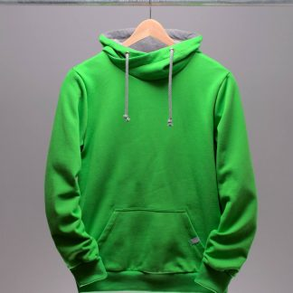 kapuzen-hoodie-maenner-gruen