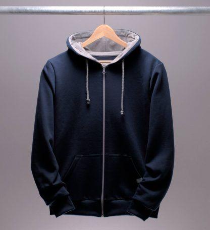 kapuzenjacke-sweater-maenner-marine