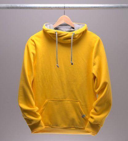 maenner-hoodie-gelb