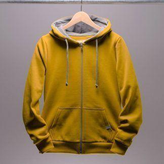 zip-hoodie-frauen-senf
